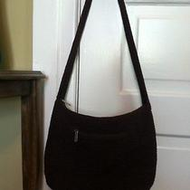 The Sak Maroon Knitted Hobo Bag  Photo