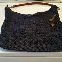The Sak Navy Blue Purse Photo