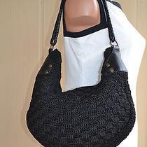 The Sak Originals Handbag Purse Black Photo