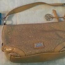 The Sak Positano Gold Handbag  Photo