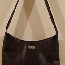 The Sak Pure Leather Brown Handbag Photo
