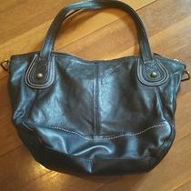 The Sak Purse Black Leather Photo