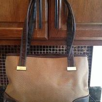 The Sak Purse Brown Euc Photo