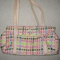 The Sak Purse Multicolor Crochet  Photo