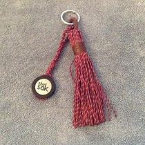 The Sak Red and Grey Keychain Photo
