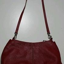 The Sak Red Purse Photo