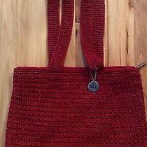 The Sak Red Shoulder Bag  Photo