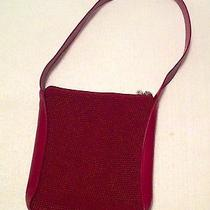 The Sak - Red Wine Pure Leather With Tight Weave Photo
