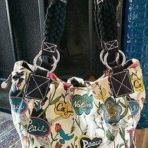 The Sak Sakroot Nature Peace Birds Handbag Photo
