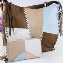 The Sak Shoulder Bag & Wallet Set Photo