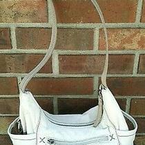 The Sak Soft Leather Shopper Hobo Shoulder Bag Purse Photo