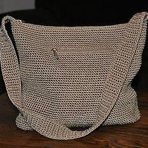 The Sak Tan Crochet Handbag Photo