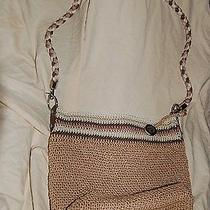The Sak Tan Crossbody Bag Handbag Purse Photo