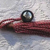 The Sak Tassle Key Ring Purse Fob  Photo
