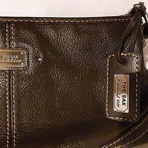 The Sak Women's Purse Genuine Leather Name Brand Photo