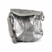 The Sak Women Silver Crossbody Bag One Size Photo