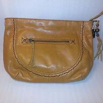 The Sak Zipper Bag Purse (Brown) New Without Tags Free Shipping Photo