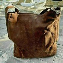 The Territory Ahead Large Leather Hobo Shoulder Bag Photo