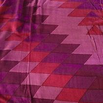 Theodora & Callum Scarf Wrap Beautiful Nwt Plum Purple Maroon Retail 175 Photo