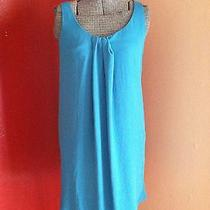 Theory  6  Beautiful Teal  Dress  Anthropologie Photo