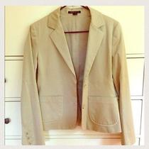 Theory Beige Blazer Photo