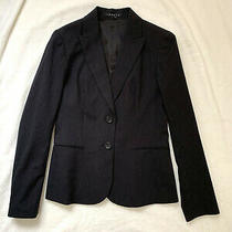 Theory Black Blazer. Size 2. Excellent Condition Photo