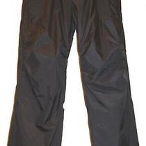 Theory Black Style Nylon Sports Men's Pants Athletic Apparel Size 38 New Photo