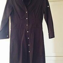 Theory Black Work Dress Size 2 Photo