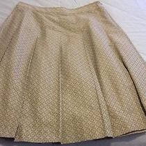 Theory  Collection  Jacquard Skirt Photo