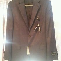 Theory Cotton Blend Sportcoat 38 Photo