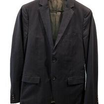 Theory Cotton (Mens) Blazer Fully Lined (S) Photo