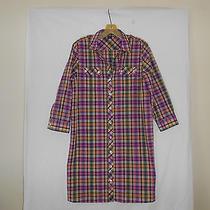 Theory Cotton Shirtdress  6 Photo