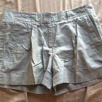 Theory Cotton Shorts 4 Photo