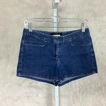 Theory Denim Jeans Shorts Women's 6 Photo