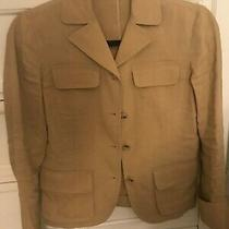 Theory Jacket/blazer Size 0 - Camel Color Women's Photo