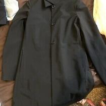 Theory M Long Black Jacket  Photo