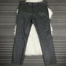 Theory Men Jake Be Stretch Ponte Pants Size 38 Gray Nwt 285 Photo