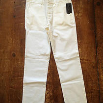 Theory Men's Off White Jeans Photo