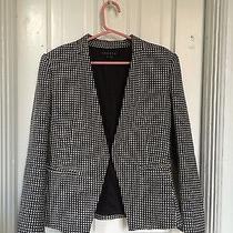 Theory Modern Tweed Jacket Size 0 415 Photo
