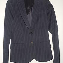 Theory Pinstripe Cotton-Blend Suit Photo