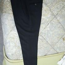 Theory Slim Dress Pants Size 4 Photo