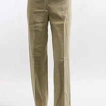 Theory Tan Flare Dress Pants Sz 2  Photo