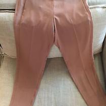 Theory Timba Pant Size 10 Blush Pink Photo