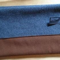 Theory Unisex Cashmere Scarf - Brown/gray -16