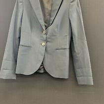 Theory Women's Navy Blue 2 Button Blazer..sz 4 Photo