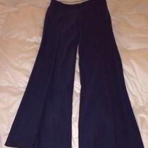 Theory Womens Wide Leg Trousers Photo