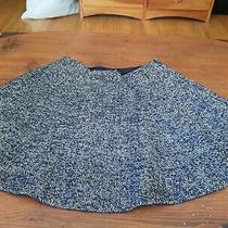 Theory Wool a Line Skirt 4 Photo
