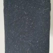 Theory Wool Angora Charcoal Gray Speckle Paint Fleck Knee Skirt Pockets a Line 6 Photo