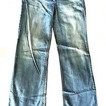 Theory Yalina D Bruges Light Indigo Jeans sz.4 (Fits to Size 2) Photo