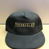 Thermaglas Hat - Snapback - Vtg Photo